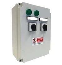 Diamond Elektrisch bedieningspaneel | 2 snelheden + schakelaar TL | 400V |  316x236x128(h)mm