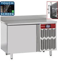 Diamond Snelle bevriezingstafel, wand touch screen 20-12 kg | 6x GN 1/1 | 230V | 1250x700x880/900+85(h)mm