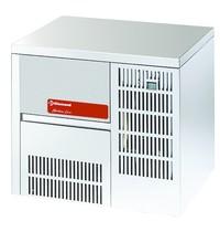 Diamond Volle ijsblokjesmachine   35kg/h met reserve   230V   595x510x502(h)mm