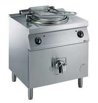 Diamond Kookketel gas met directe verwarming op meubel | 0,25 kW/h | 800x900x850/920(h)mm