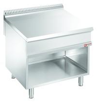 Diamond Neutraal element module 1/1 op open kast | 800x900x850/920(h)mm
