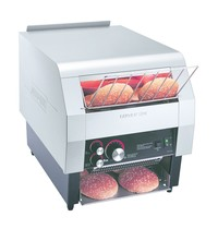 Diamond Toaster met horizontale band | 800 sneden/h | 3,6kW/h | 368x578x422(h)mm