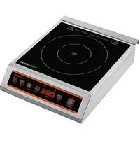 Mastro Inductie glazen kookplaat   Tactiel toetsen   3,5kW   425x330x105(h)mm