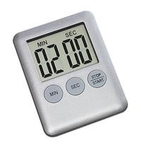 EMGA Kookwekker met magneetbevestiging incl. batterijen | Max 99 min | 53x8x70(h)mm