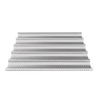 UNOX Stokbrood rooster aluminium geperforeerd voor 5 stokbroden 600x400mm