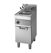 Modular Pasta-kookapparaat | 9kW | Uitgerust met een vulkraan | 400x700x850(h)mm