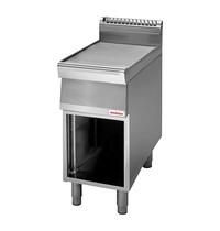 Modular Werk-unit m/lade | RVS bovenzijde | Geschikt voor nylon snijbladen | 400x700x850(h)mm