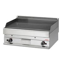 Modular Bakplaat (glad)  11,4kW | Per zone voorzien van thermostatische veiligheidsklep | 700x650x280(h)mm