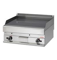 Modular Bakplaat (glad) | 11,4kW | 700x650x280(h)mm
