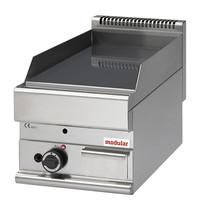 Modular Bakplaat (glad) | 5,7kW | 400x650x280(h)mm