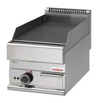 Modular Bakplaat (glad) | 4,5kW | Met raploze thermostaat  | 400x650x280(h)mm