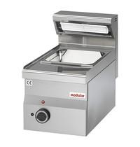 Modular Frites warmhoudapparaat 1/1 GN  van 150mm(d) | 400x650x280(h)mm
