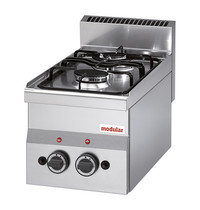 Modular Kooktoestel (cap.2st.) | 6,9kW | Met morspannen | 300x600x280(h)mm