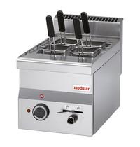 Modular pasta-kookapparaat 14L  | 3kW | Met traploze thermostaat | 300x600x280(h)mm