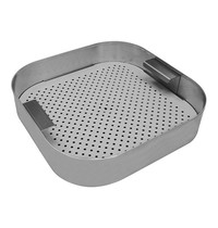 MULTINOX spoelbak filter 38x38cm