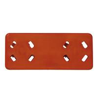 CaterRacks Kleurenclip oranje | 120(b)x50(h)mm