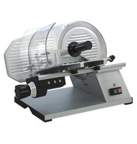 CaterChef vleessnijmachine Ø275mm | 220W |  Traploos instelbare snijdikte 0-16mm | 430x540x410(h)mm