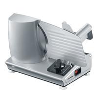 EMGA vleessnijmachine Ø190mm | 180W | schuin geplaatste snij-opstelling | 390x280x280(h)mm