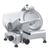 CaterChef vleessnijmachine Ø300mm | 250W  | Instelbare snijdikte | 530x330x460(h)mm