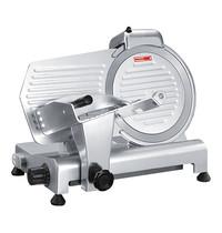 CaterChef vleessnijmachine Ø250mm | 180W | Slijpapparaat ingebouwd | 365x505x370(h)mm