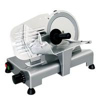 CaterChef vleessnijmachine Ø195mm | 120W | Traploos instelbare snijdikte 0-12mm | 240x390x280(h)mm