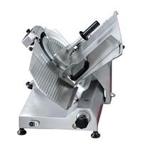 MACH Vleessnijmachine Ø350mm   370W    Hol geslepen kwaliteitsmes   585x890x480(h)mm