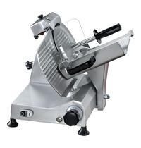 MACH Vleessnijmachine Ø300mm | 245W | Traploos instelbaar van 0-15mm | 500x420x430(h)mm