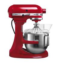 KitchenAid Keukenmachine | K5 Serie | Rood | 4,8L | 315W | 338x264x411(h)mm