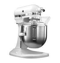 KitchenAid Keukenmachine | K5 Serie | Wit | 4,8L | 315W | 338x264x411(h)mm