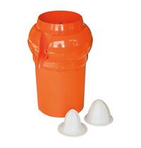 EMGA Citruspers Dyna Juicer polypropyleen | 200W | Cap 100/150 vruchten per uur | Ø22x33(h)cm