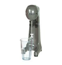 JOHNY Milkshaker met transparante beker | 400W |  Met luchtgekoelde motor | 170x170x470(h)mm