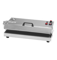 EMGA vacumeermachine 33cm | 0,4kW | 300x370x140(h)mm