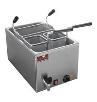 CaterChef Pastakoker | 3,25kW | Met aftapkraan | 340x540x280(h)mm