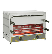 ROLLER GRILL Salamander 2 etages + roosters | 1/1 GN | 4kW  | 640x380x470(h)mm