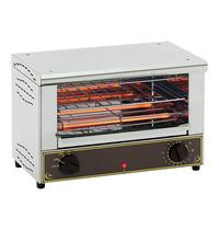 ROLLER GRILL Salamander | 1 Etage | 2 kW | Lekbak + Tostiklem | 450x300x305(h)mm
