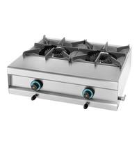 MACH Kooktoestel (cap.2st.)   15kW   Voorzien van thermokoppel   730x600x250(h)mm