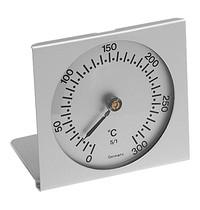 EMGA Oven thermometer aluminium 0/300 graden 8(l)cm