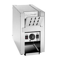 MILAN TOAST conveyor toaster (cap.200st.)   800W   geschikt voor zowel brood als broodjes   510x220x370(h)mm