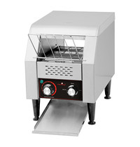 EMGA conveyor toaster (cap.300st.)