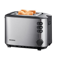 SEVERIN Broodrooster   850W   2 sleuven   270x155x185(h)mm