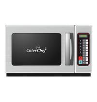 CaterChef Magnetron 1800W/25L   1 kW   10 in te stellen kookprogramma's   230V   429x510x310(h)mm