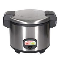 CaterChef rijstkoker 5,4L | 1.95kW | houdt deze rijst automatisch op temperatuur | 390x480x335(h)mm