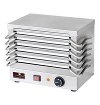 CaterChef Warmhoudplaten rechaud (cap.06st.) | 800W | met hoog hitte opnamevermogen | 370x245x310(h)mm