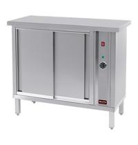 MAX PRO Warmhoudkast  | Ca. 120 borden van maxØ32cm |  460x1050x900(h)mm