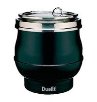 DUALIT Soepketel met RVS stalen binnen pot en deksel  11L | 750W | Ø34x33(h)cm