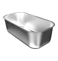 EMGA Bain Marie voedselpan 3,5 liter