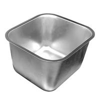 EMGA Bain Marie mini voedselpan 1,5 liter