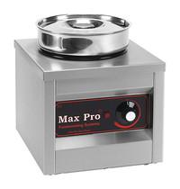 MAX PRO Spijzen warmer (cap.1st.) | 250W | Iedere pot met afzonderlijke thermostaat | 260x260x290(h)mm