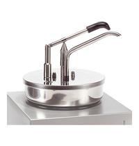MAX PRO Sauzen/spijzen warmer dispenser los | Ø17x33,5(h)cm
