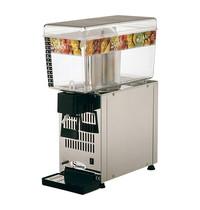 SANTOS drankendispenser 1x12L N.34 |160W | met polycarbonaat voorraadcontainer +  maatverdeling | 190x430x550(h)mm